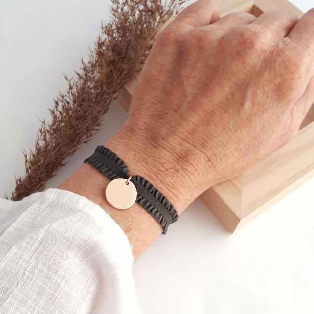 Bracelet Ruban élastique Personnalisé
