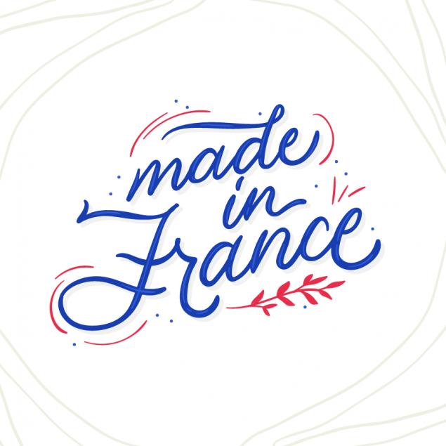 Gourmette fabriquée en France